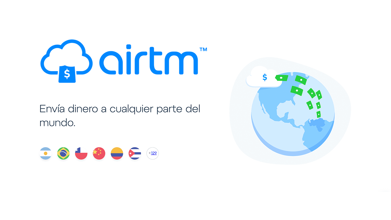 Airtm (Currency conversion and exchange platform).