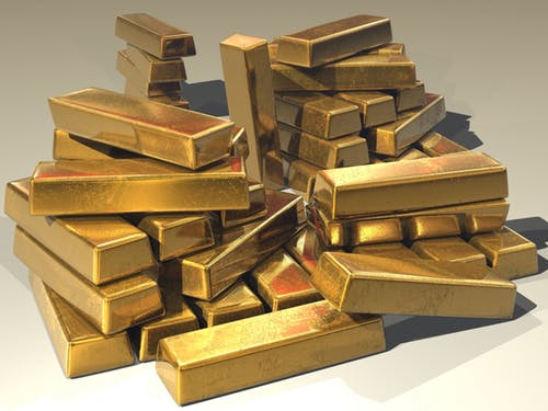 How About Considering  Gold as an investment for your future?
